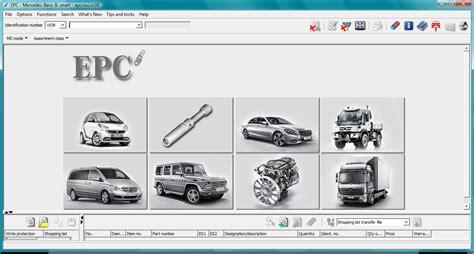 parts mercedes electronic parts catalogue epc mercedes car club