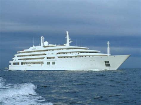 Salamah Maxi foto la classifica dei superyacht parla russo e arabo 8