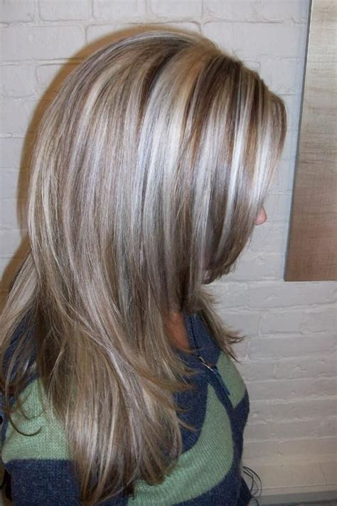 hair highlights and lowlights for gray hair 82 best images about hair on pinterest blonde curly hair