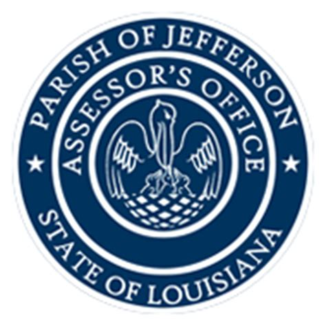 Jefferson Parish Property Tax Records Jefferson Parish Assessor S Office Home