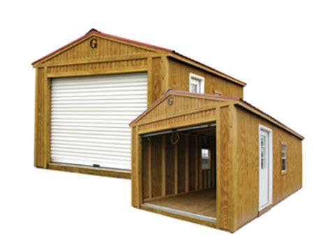 graceland portable buildings: portable garage sales & rental