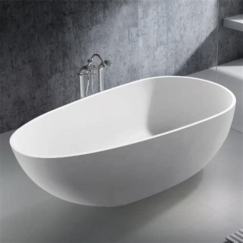 freestanding stone bathtubs adm free standing stone resin bathtub