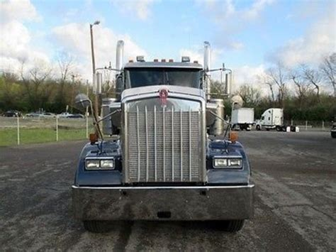 kenworth used truck 100 kw w900l for sale used trucks for sale w900 for