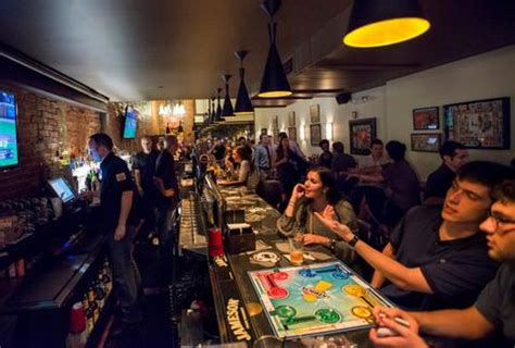 the board room dc best bars with in washington dc thrillist