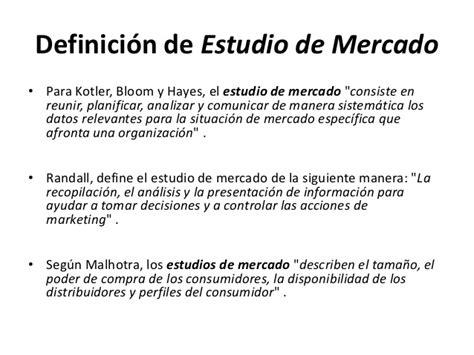 empresa de investigaci 243 n de mercados y ejemplo de estudio de mercado estudio mercado