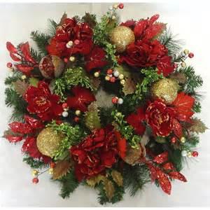 door wreaths tina s door wreaths peony pine wreath
