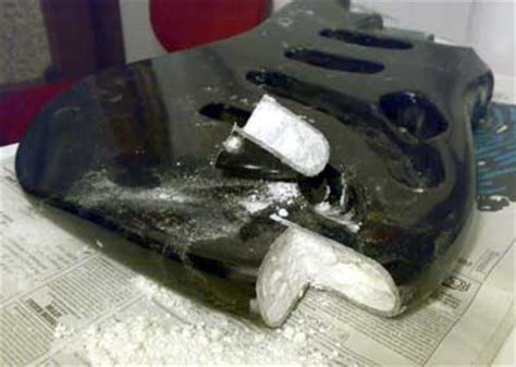 Music Thing: Why is this electric guitar worth ?2,500,000? Because it's made of pure cocaine