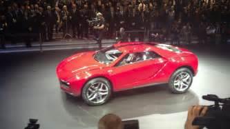 Lamborghini Parkour The Giugiaro X Gt Autofluence