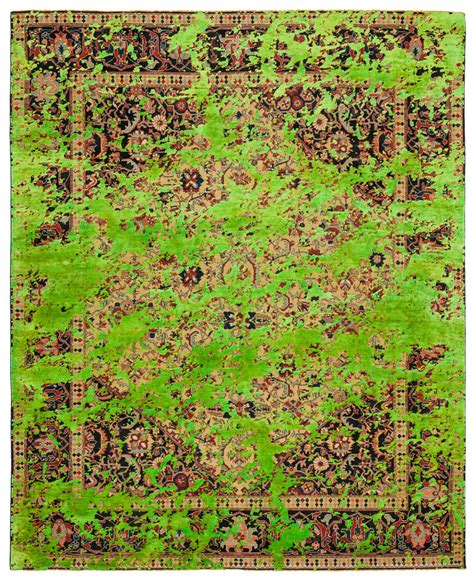 Home Design Show Pier 92 by Jan Kath Design To Show Erased Heritage Carpet Collection