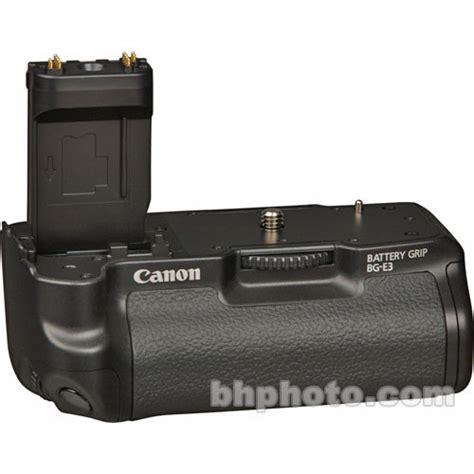 Batre Grip Bg E3n canon bg e3 vertical grip battery holder 0211b001 b h photo