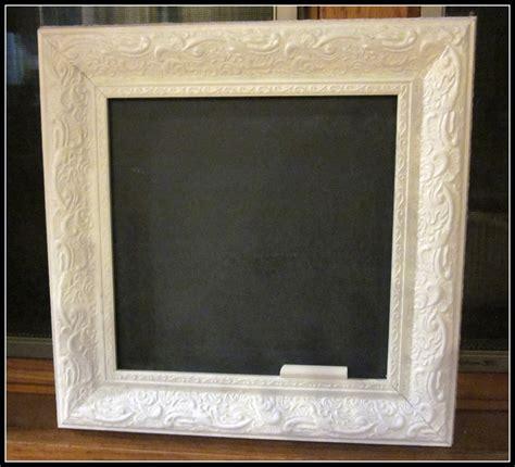 diy chalkboard frame diy chalkboard frame it house stuff