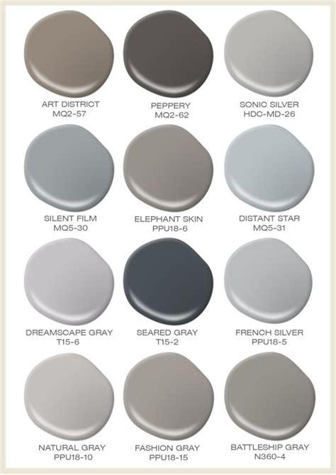 mineral grays stuff gray color