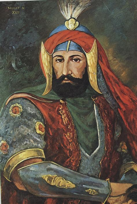 Murad Iv Wikipedia Ottoman Empire Sultan