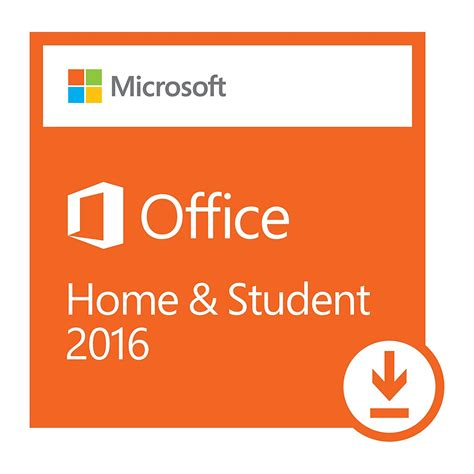 amazoncom microsoft office 2016 home and student pc