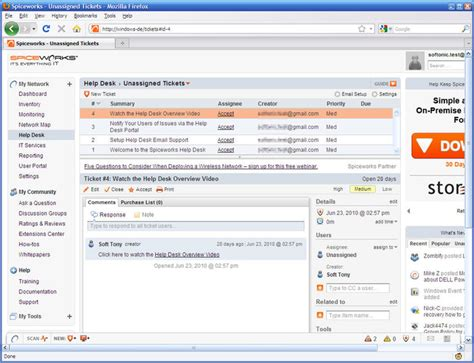 Help Desk Support Software Free by The 8 Best Free And Open Source Help Desk Software Tools