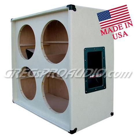4x12 empty guitar speaker cabinet greg s pro 4x12 guitar speaker empty cabinet