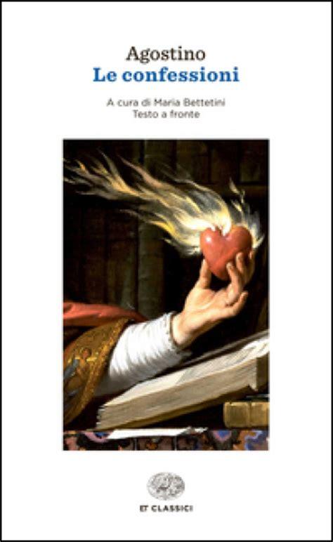 libreria sant agostino le confessioni agostino sant libro mondadori store