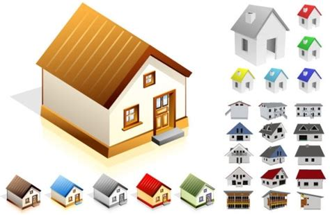 home design vector free download small house vector free vector in encapsulated postscript eps eps vector illustration