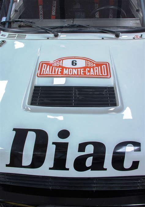 renault rally 2016 rm monaco 2016 1982 renault 5 turbo group 4 rally car
