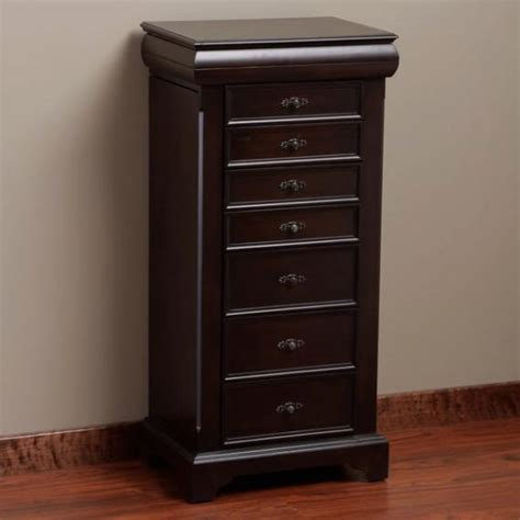 Jewelry Armoire Lock by Louis 7 Drawer Locking Jewelry Armoire Armoire Lock 17