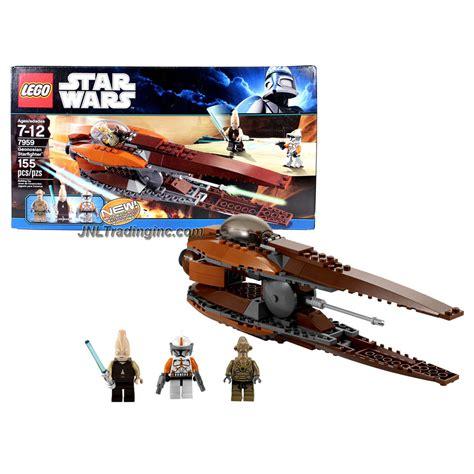 lego wars series set 7959 geonosian starfighter w