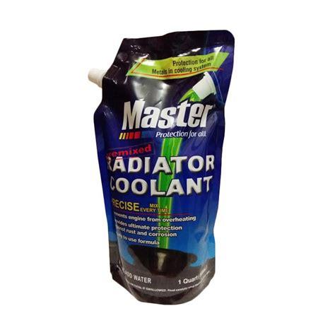Master Radiator Coolant jual master premixed radiator coolant air radiator hijau