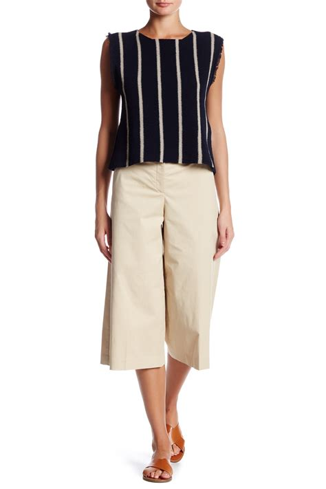 Theory Nordstrom Rack by Theory Halientra Chino Gaucho Pant Nordstrom Rack