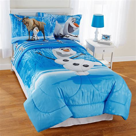 frozen comforters frozen bedding for kids walmart com