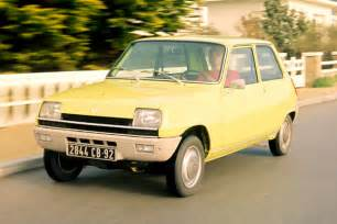 Renault 5 History History Of The Renault 5 A Documentary