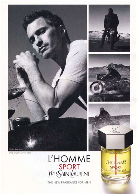 Parfum Homme Sport l homme sport yves laurent cologne a fragrance for