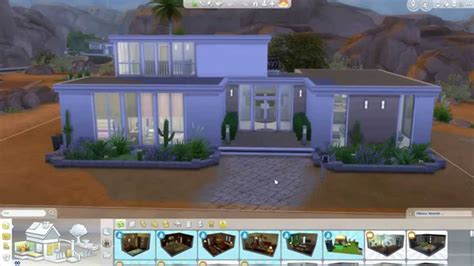 5 bedroom house the sims 4 modern 5 bedroom house