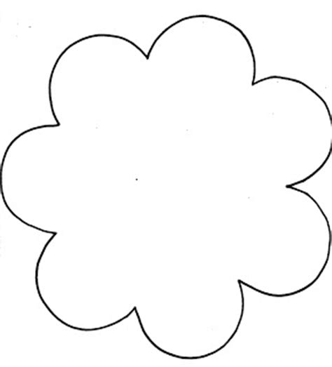 flower pattern for cut out 10 best images of flower patterns to cut out paper