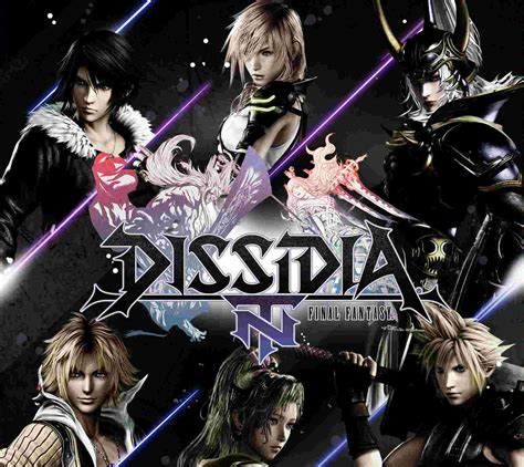 Dissidia Ps4 dissidia nt release date special editions