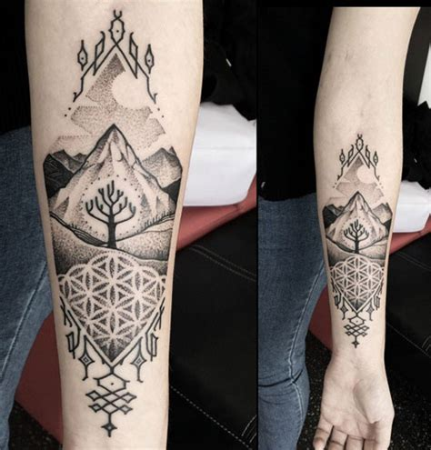 tattoo geometric melbourne ben lopez tattoo artists in australia skinink