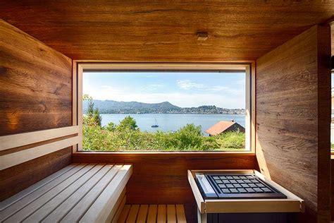 Outdoor Sauna Bauen by Sauna Im Freien Im Garten Oder Auf Der Terrasse