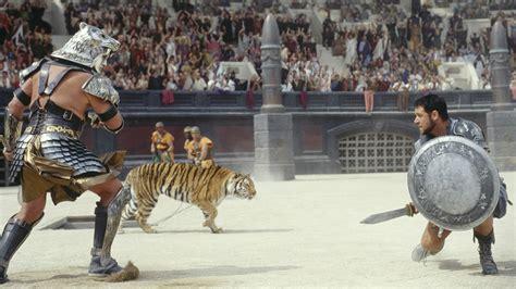 film wie gladiator gladiator tigris versus maximus