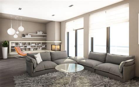 wohnzimmereinrichtungen modern wohnzimmer einrichtung gem 252 tlich