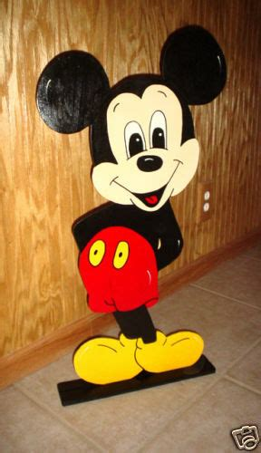 mickey mouse stand  childrens birthday party