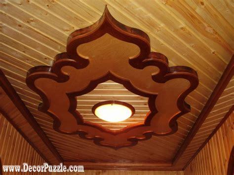 wooden designs unique ceiling design ideas 2018 for creative interiors