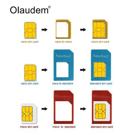 sim card adapters    nano micro standard sim card adapter eject pin  iphone