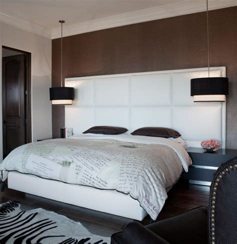 How Wide Is A Headboard by Wide Headboards This Look Six Different Ways