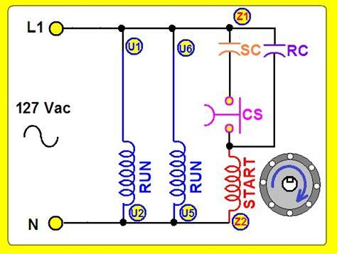 capacitor para motor de 1 3 hp coparoman motor monof 225 sico con 2 capacitores