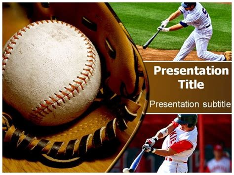 free baseball powerpoint templates free baseball powerpoint templates briski info
