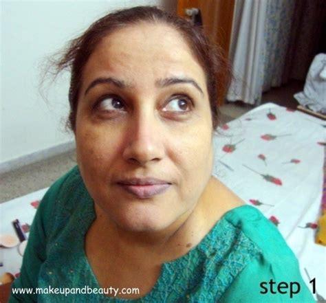 makeup  mature women