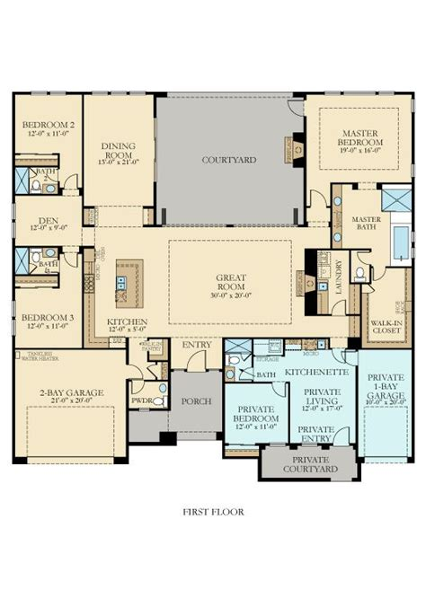 lennar nextgen homes floor plans 3475 next gen by lennar new home plan in griffin ranch