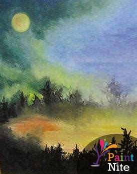 Fox And Hound Apr 1st Paint Nite Event