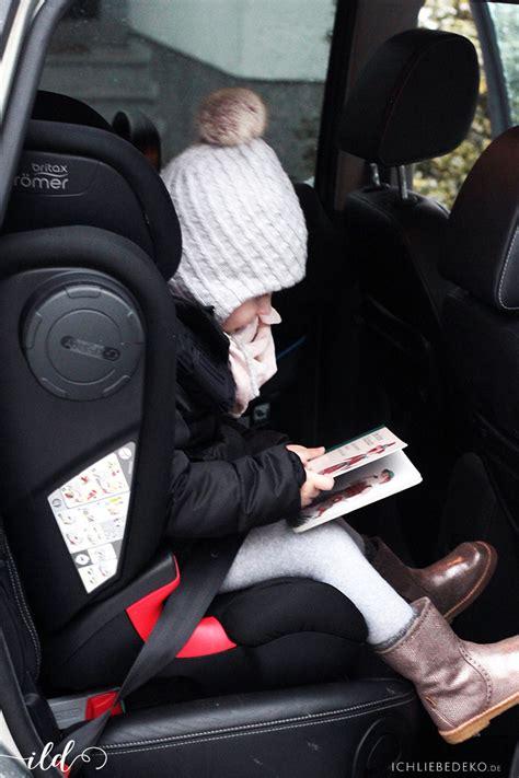 Auto Kindersitz Der Mitw Chst by Sicher Unterwegs Im Auto Mit Neuen Kindersitzen Diy
