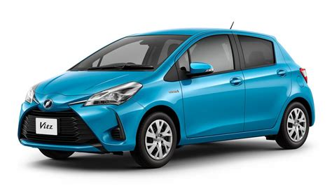 my toyota 2017 toyota yaris hybrid launched in japan performance