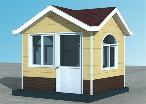 granny units 90mm rock wool light steel frame construction homes prefab