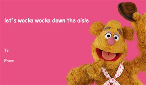 bad valentines cards the muppets bad s cards the muppet mindset